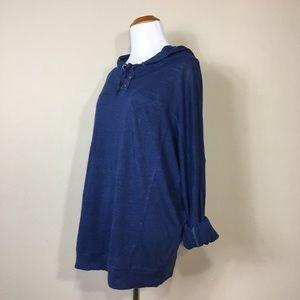 Eileen Fisher Oversized Light Waits Sweatshirt